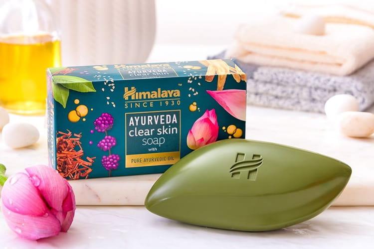 Himalaya launches Ayurveda clear skin soap