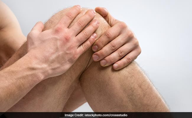Remedy for itching in joints
