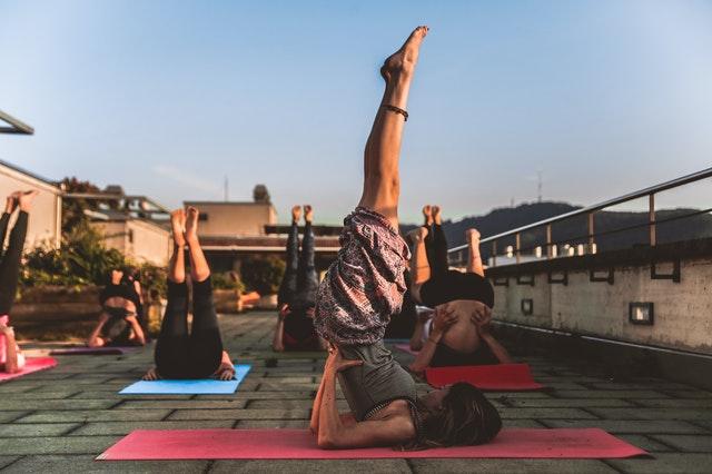 'Yoga effective in reducing depressive symptoms'