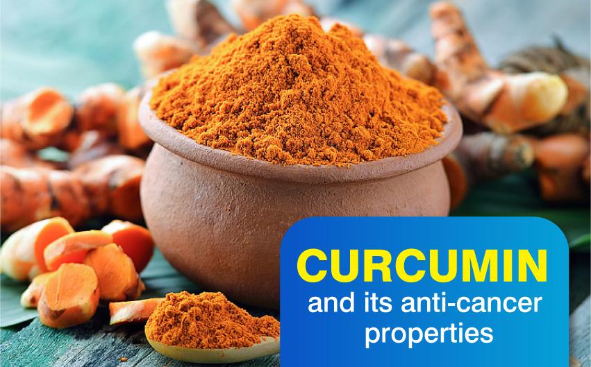 Curcumin and its anti-cancer properties