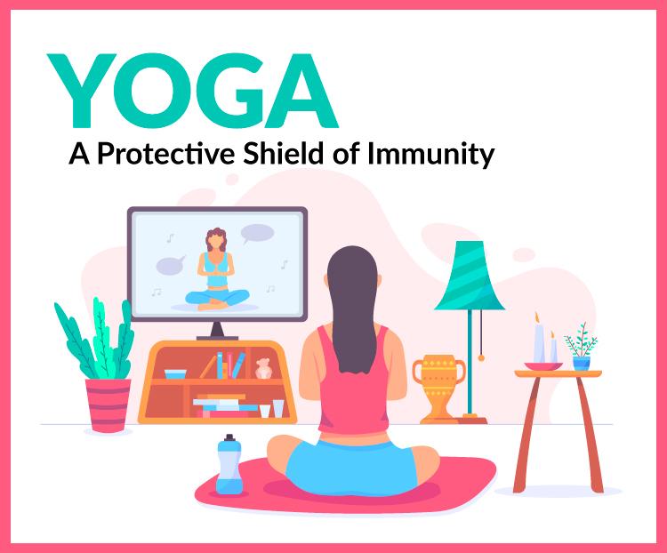 AYUSH Ministry promotes Yoga health benefits amid Covid blues