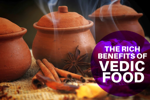 'Vedic Food and Spices of India