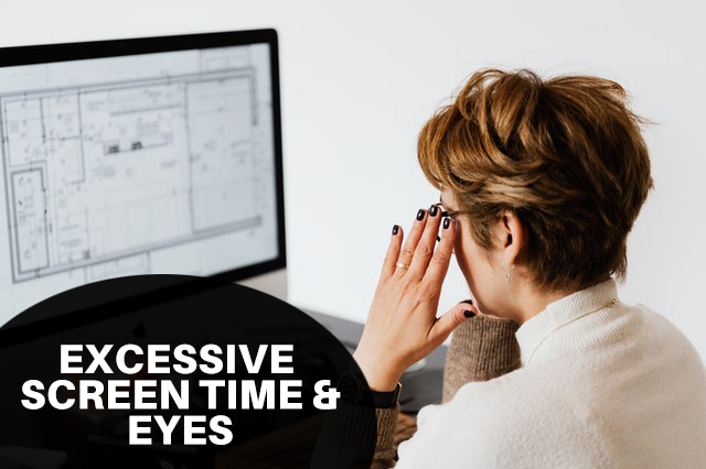 Excessive screen time taking a toll on your eyes? Follow these tips