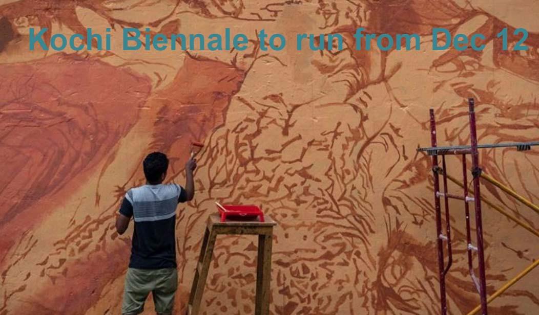 Kochi Biennale to open on Dec 12