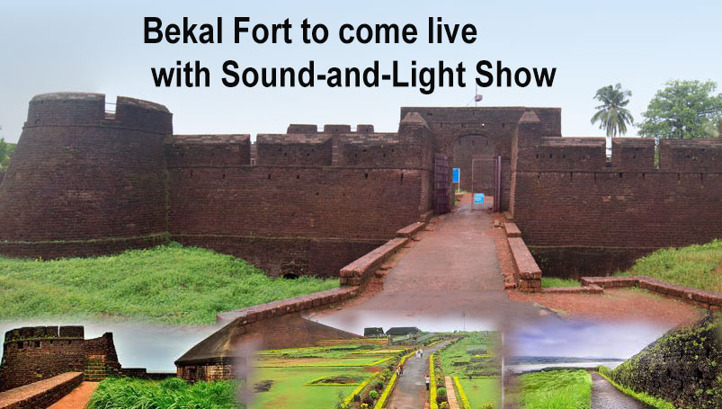 Kerala Tourism: Bekal Fort to come live with Sound-and-Light show