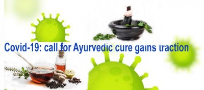 Covid-19: call for Ayurvedic cure gains traction