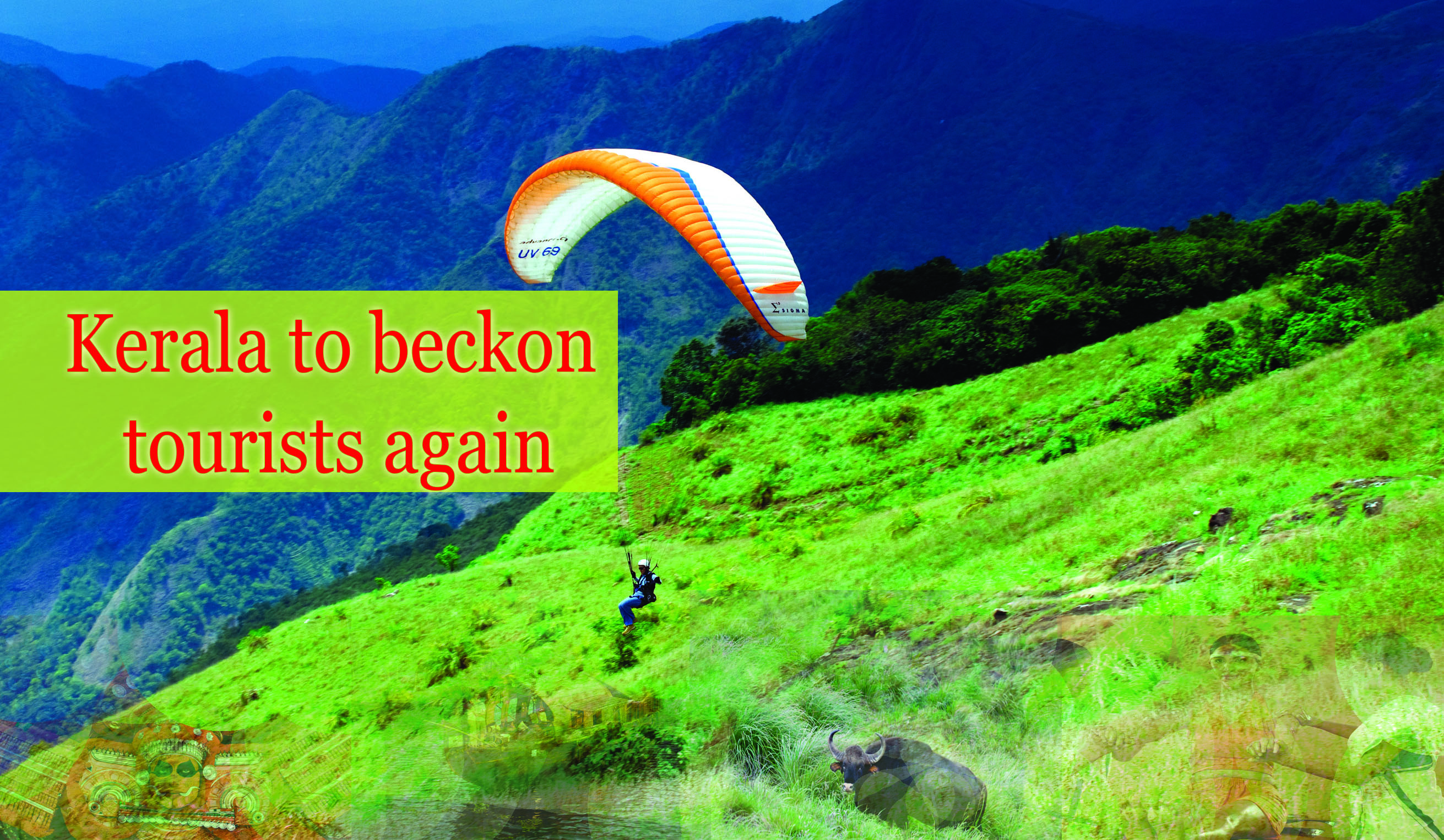 God's Own Country to beckon tourists again