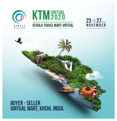 Kerala Tourism aims a comeback through virtual KTM
