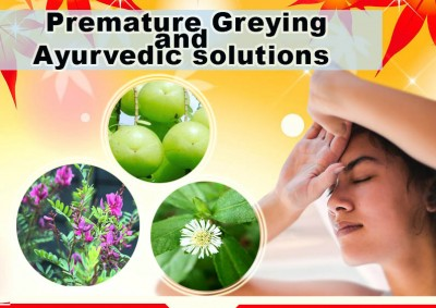 Perturbed by premature greying? Follow these tips