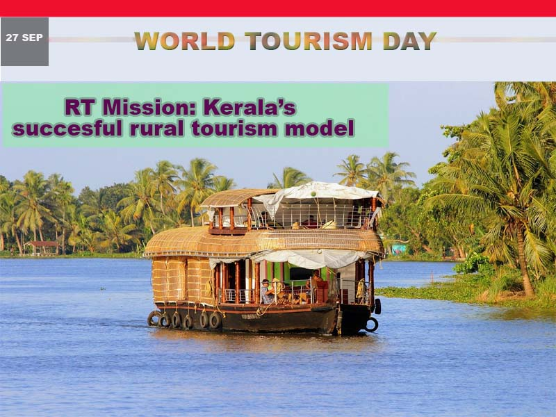 RT Mission: Kerala's successful rural tourism model