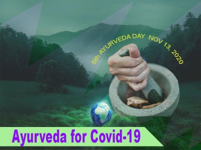 'Ayurveda for Covid-19': theme of 5th Ayurveda Day