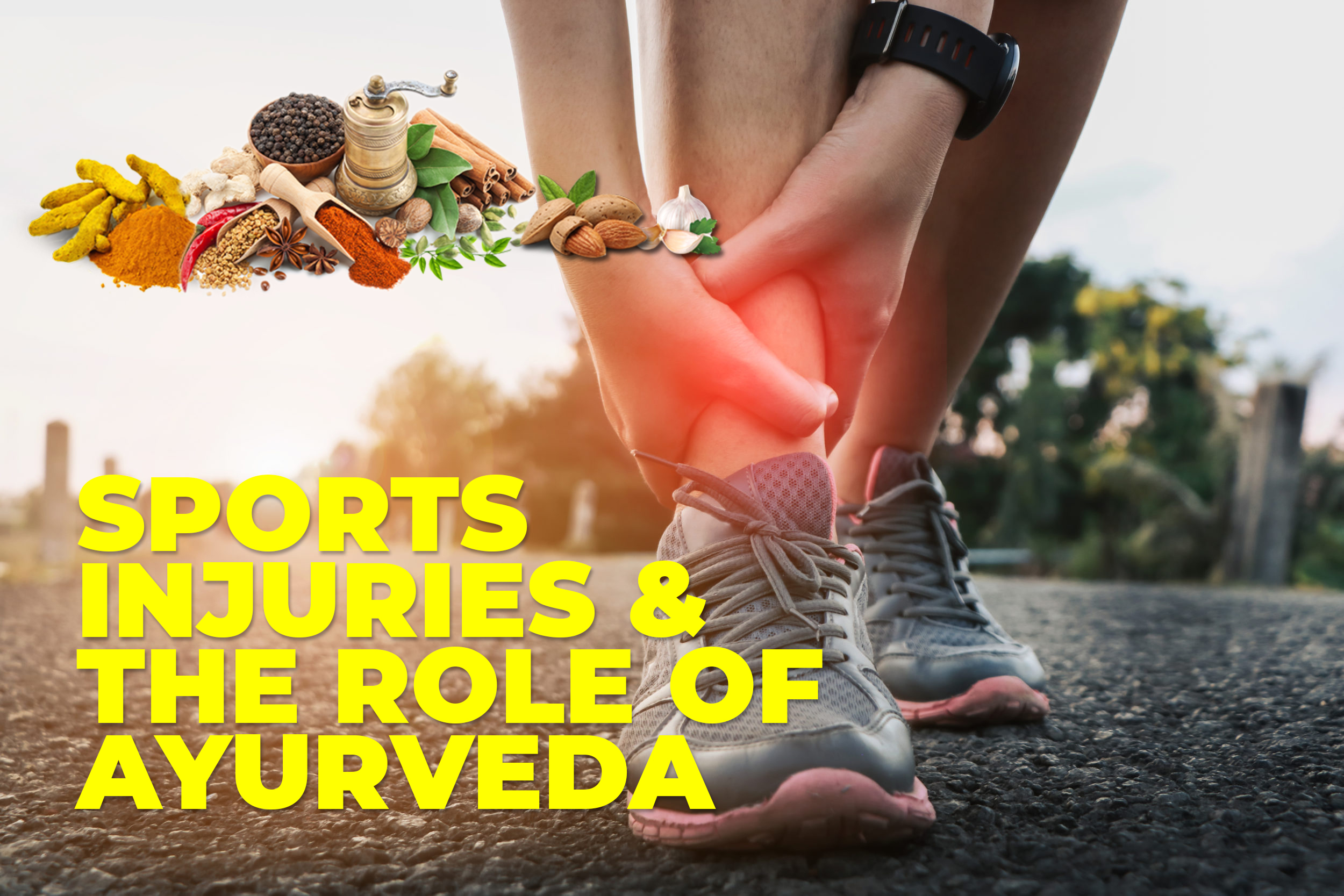 Sports injuries & the role of Ayurveda