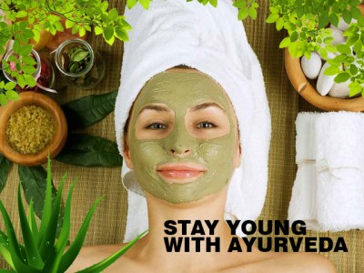 Stay Young with Ayurveda!