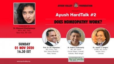 Ayush Hard Talk: Does Homeopathy work?