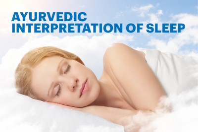Ayurvedic interpretation of sleep