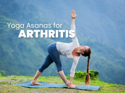 Yoga asanas for Arthritis