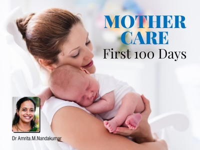 Mother Care, the first 100 days