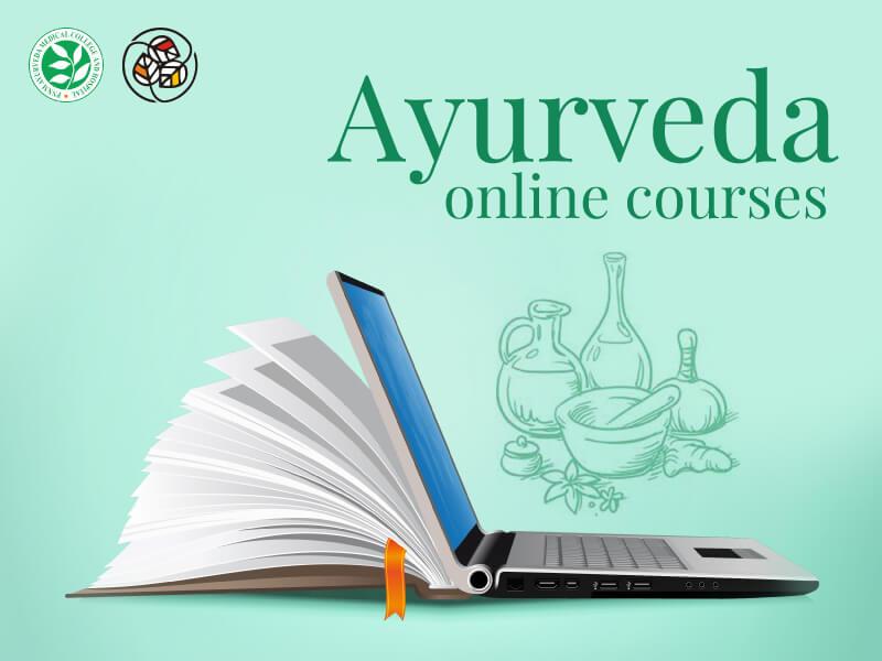 Ayurveda online courses
