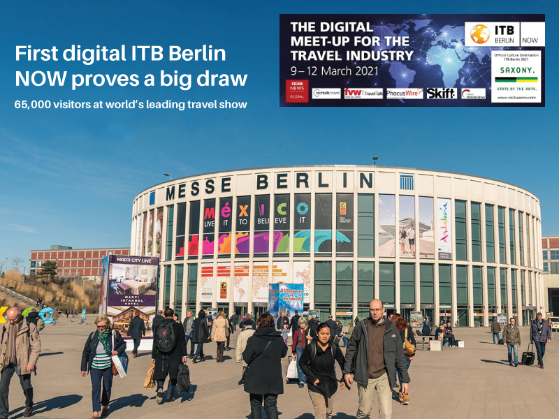 First digital ITB Berlin NOW proves a big draw