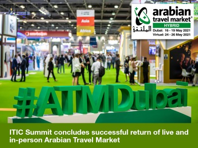 ITIC Summit concludes successful return of live and  in-person Arabian Travel Market