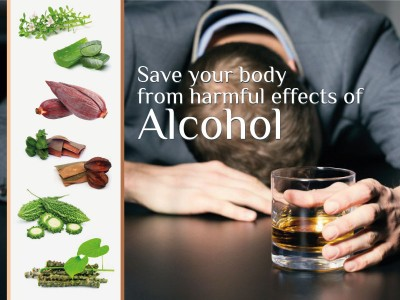 Save your body from harmful effects of alcohol